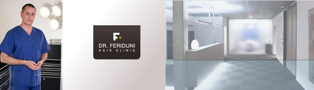 Dr. Bijan Feriduni Haartransplantation Haarverpflanzung Videos und Resultate Blog